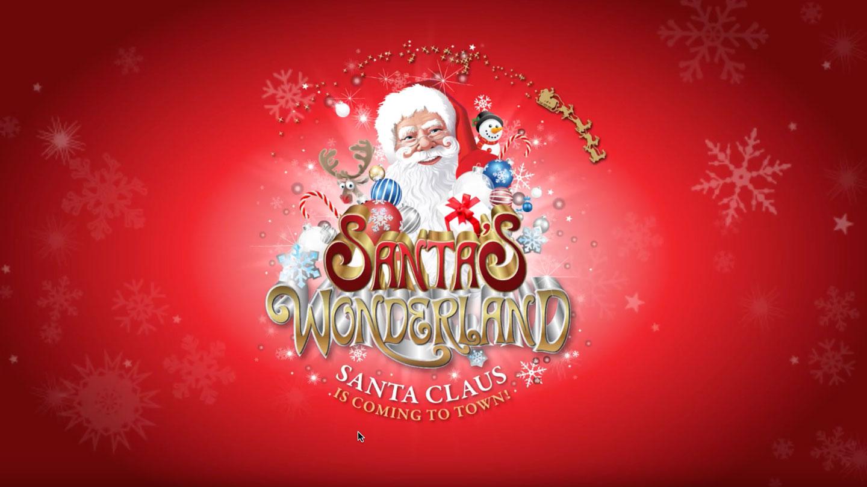 Santas wonderland Adelaide TV commercial