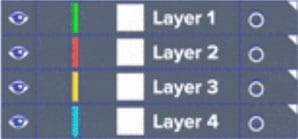 Adobe Illustrator Layers