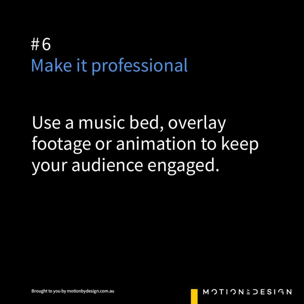 LinkedIn Video Marketing Tip Keep It short