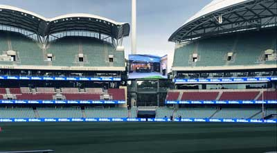 Adelaide Oval Outdoor Advertising